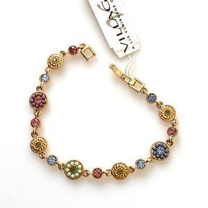 Villager Liz Claiborne Signed Bracelet New
